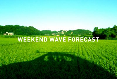 weekend wave forecast 0714