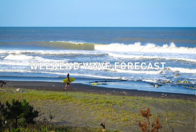 weekend wave forecast 0908