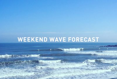 weekend wave forecast 0922