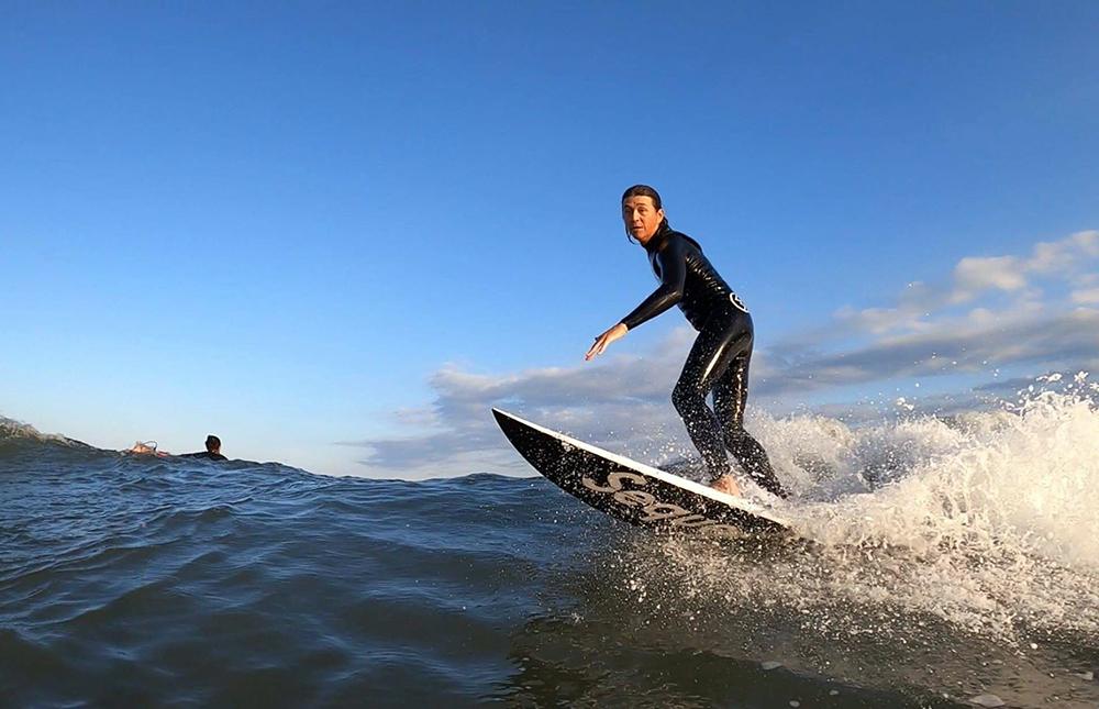 surfmagazineより引用した五十嵐勉さんの写真